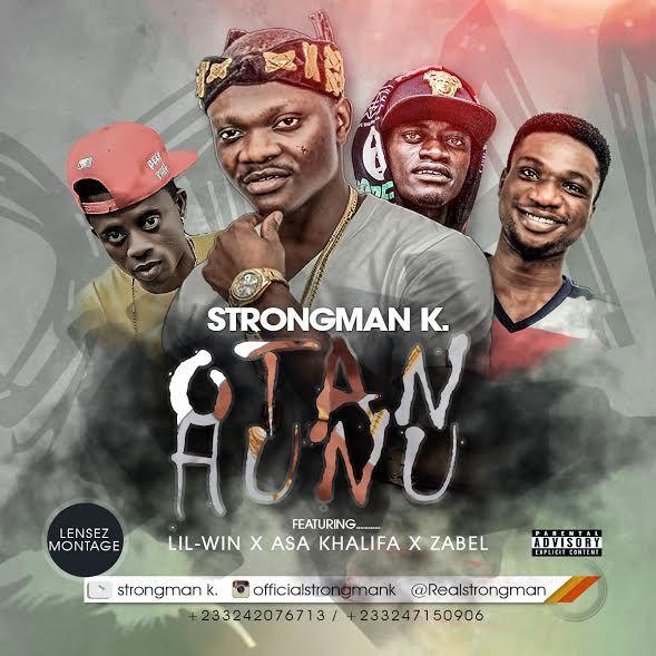 Strongman K - Otan Hunu ft. Lil Win, Asa Khalifa, Zabel (Prod. by Harpsi)