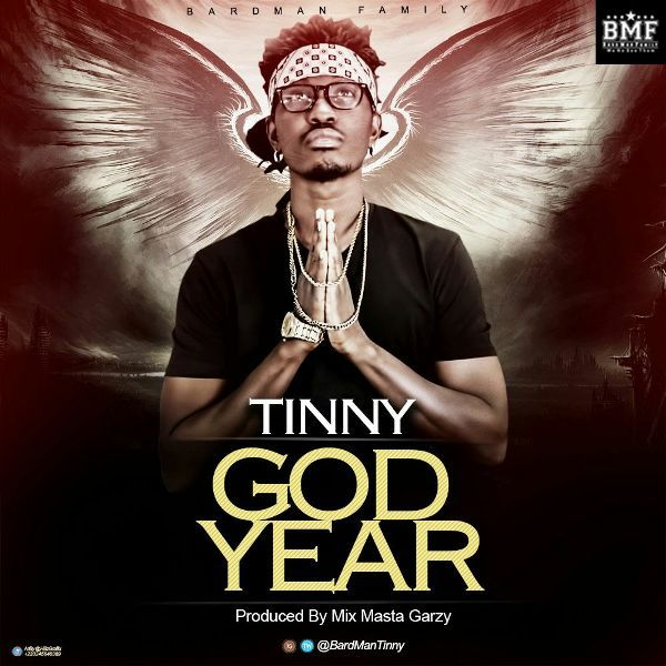 Tinny God Year Prod. by Mix Masta Garzy - Tinny - God Year (Prod. by Mix Masta Garzy)