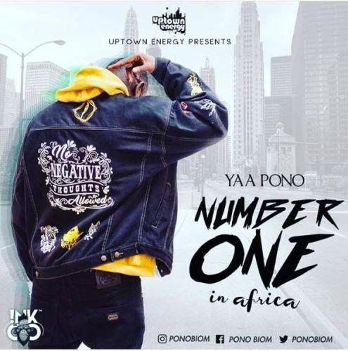 Yaa Pono - No. 1 One in Africa (Amendwo) (Prod.by Jay Twist)