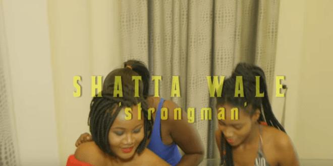 Shatta Wale - Strongman {Download Mp3}