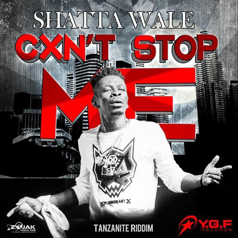 Shatta Wale - Caan Stop Me
