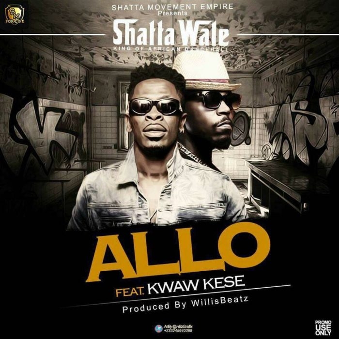 Shatta Wale ft. Kwaw Kese Alo Life - Shatta Wale ft. Kwaw Kese - Alo Life (Prod. by Williesbeat)