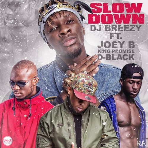 Slow Down - DJ Breezy ft. Joey B x D-Black x King Promise