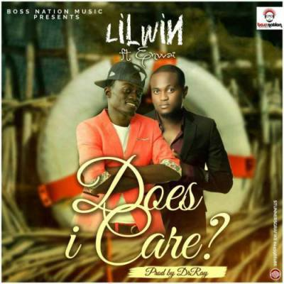 LilWin ft. Ennwai - Does i care (Prod by Drraybeat)