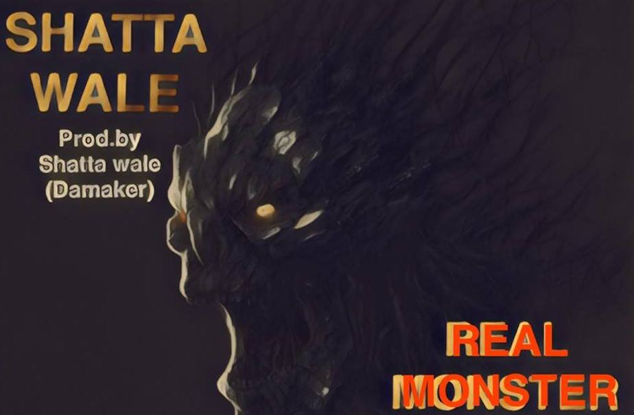 Shatta Wale - Real Monster (Prod. By Damaker)