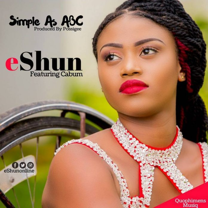 eShun ft Cabum - Simple as ABC (Prod By PossiGee)
