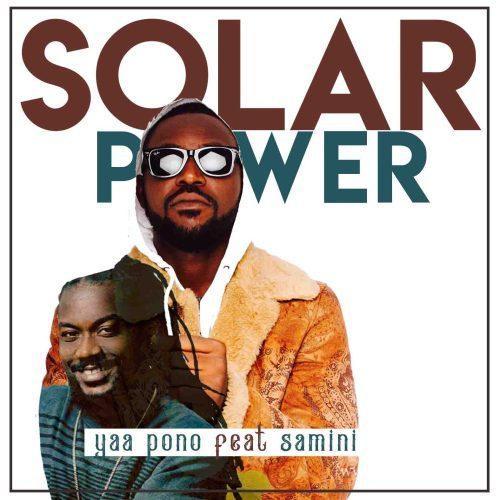 YAA PONO ft. SAMINI SOLAR POWER EDDYKAY RONIT - YAA PONO ft. SAMINI - SOLAR POWER (EDDYKAY RONIT)