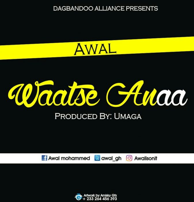 Awal - Waatse Anaa (Strongman Diss) (Prod. By Horro FiX Umaga)