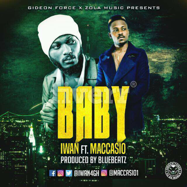 Download: IWAN ft. Maccasio - Baby  (Prod.By BlueBeatz)
