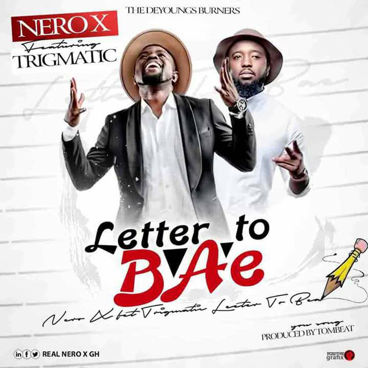 Nero X ft. Trigmatic - Letter To Bae (Prod. By Tombeat)