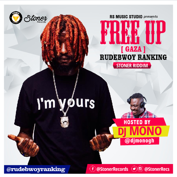 Rudebwoy Ranking - Free up (Prod by Lexyz Hosted by Dj Mono)