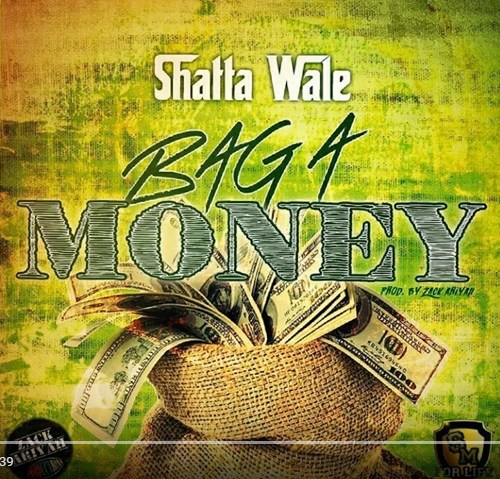 Shatta Wale - Bag a Money