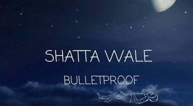 Shatta Wale - BulletProof (Prod. by WillisBeatz)