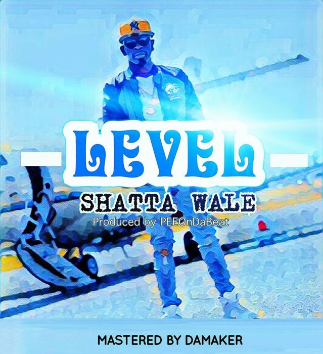 Shatta Wale - Level (Prod. By Peeondabeat)