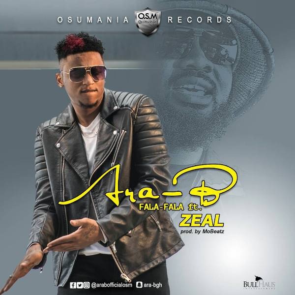 Ara-B ft. Zeal - Fala Fala (Prod. by MoBeatz)