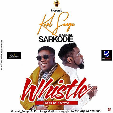 Kurl Songx ft. Sarkodie - Whistle (Prod. by Kaywa)