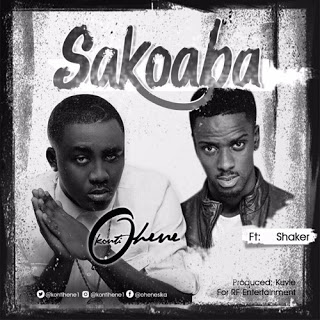 Kontihene ft. Shaker Sakoaba Prod. by Kuvie BlissGh.com Promo - Kontihene ft. Shaker - Sakoaba (Prod. by Kuvie)