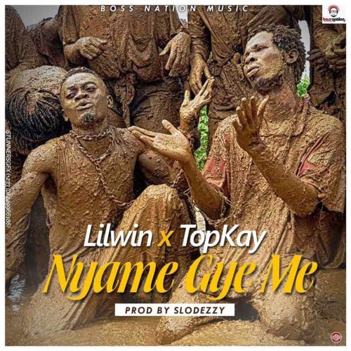 LilWin ft. Top Kay Nyame Gye Me Prod. by Slo Deezy BlissGh.com Promo - LilWin ft. Top Kay - Nyame Gye Me (Prod. by Slo Deezy)
