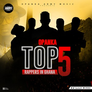 Opanka Top 5 Rappers In Ghana BlissGh.com Promo - Opanka - Top 5 Rappers In Ghana