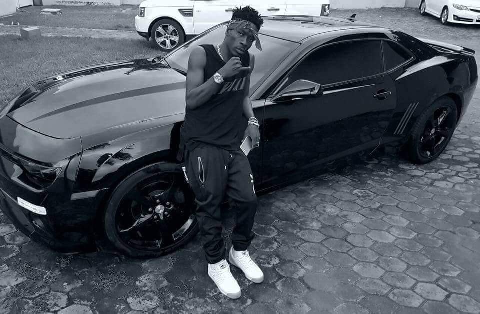Shatta Wale Black Friday - Shatta Wale - Black Friday (Prod. By Mog)