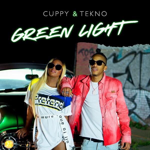 DJ Cuppy x Tekno - Green Light (DL mp3)