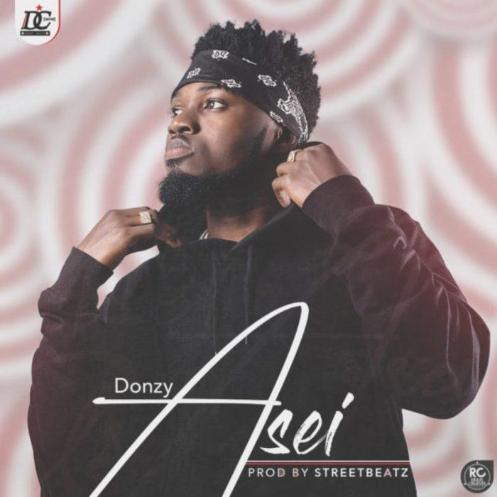 Donzy - Asei (Prod. By StreetBeatz)
