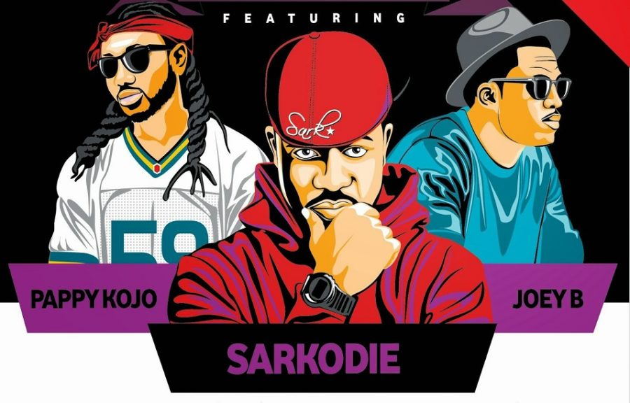 Joey B x Pappy Kojo ft. Sarkodie - New Lords (Download mp3)