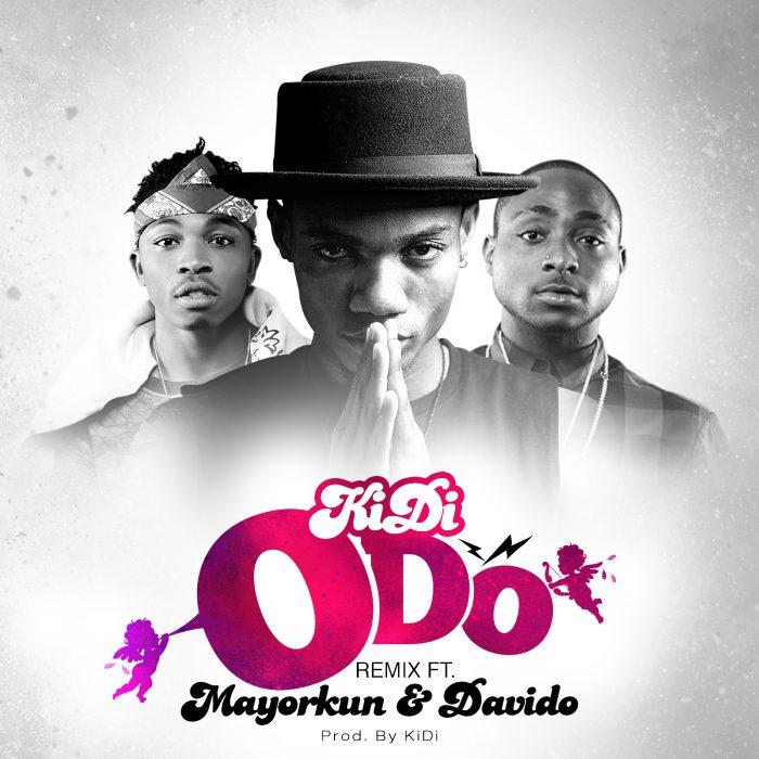 KiDI ft. Davido x Mayorkun - Odo Remix