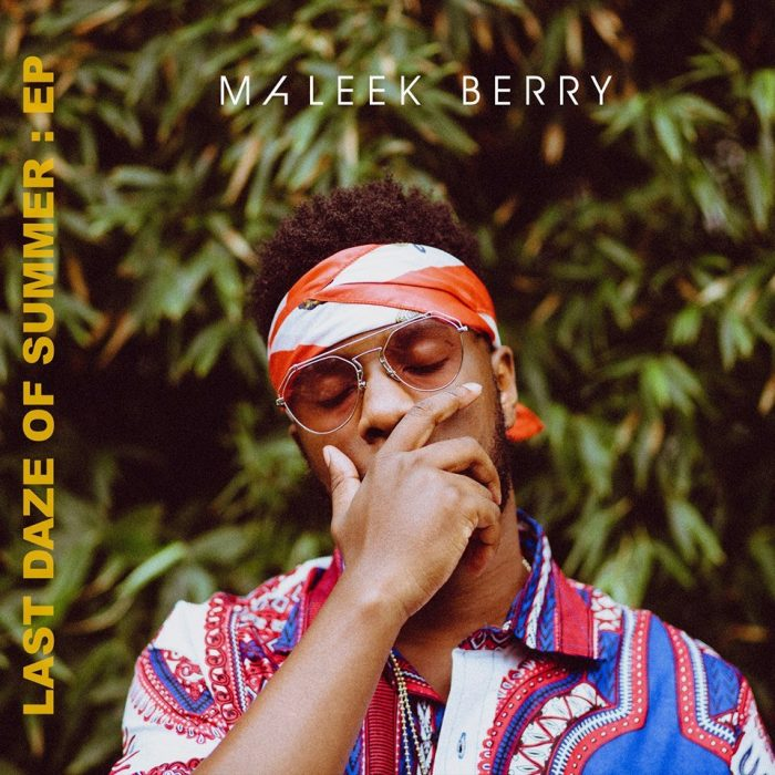 Maleek Berry - Let Me Know {Download mp3}
