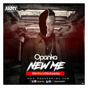 Opanka New Me BlissGh.com Promo - Download: Opanka - New Me