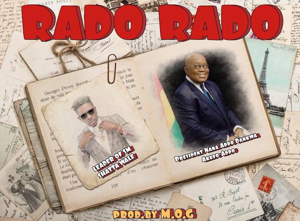 Download: Shatta Wale - Rado Rado (PROD..BY M.o.g)