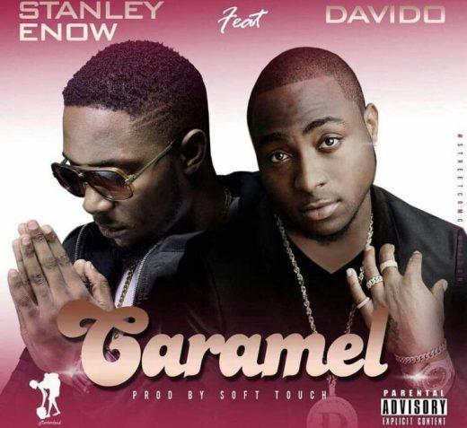 Stanley Enow ft. Davido - Caramel