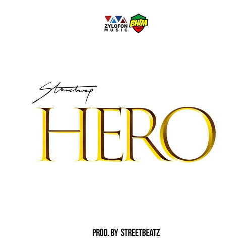 Stonebwoy HERO Prod. by Streetbeatz BlissGh.com Promo - Stonebwoy-  HERO (Prod. by Streetbeatz)