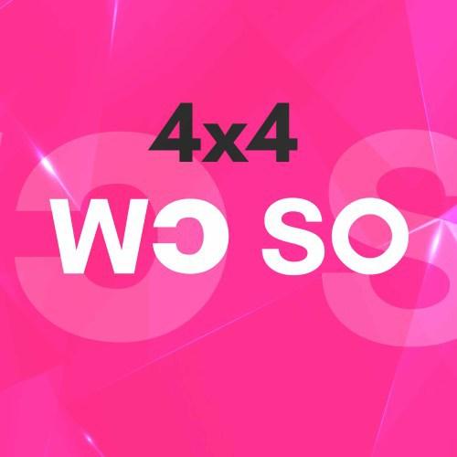4x4 Wo So - 4x4 - Wo So (Prod. by MOG Beatz)