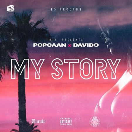 Download: Popcaan x Davido - My Story