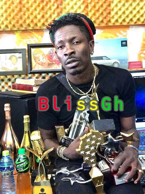 Download: Shatta Wale - Trumu Korrr (Prod. By Smokeybeatz)