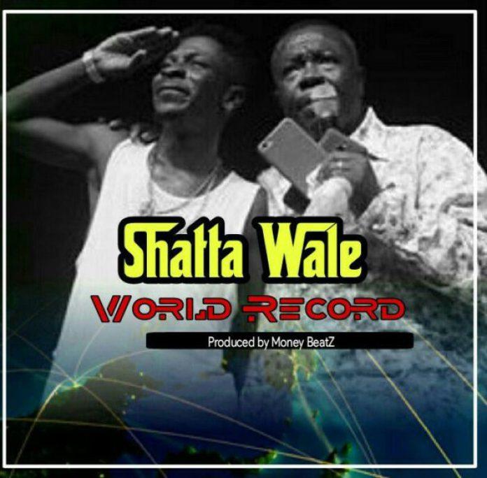 Shatta Wale - Wolrd Record (Prod. By Moneybeats)