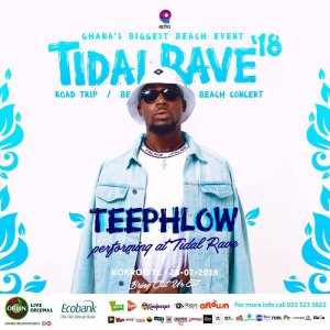 Teephlow - Tidal Rave Freestyle